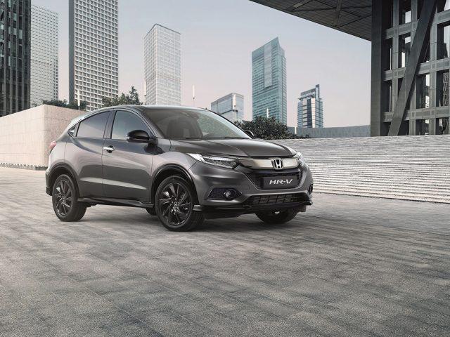Yeni Honda HR-V artık daha güçlü