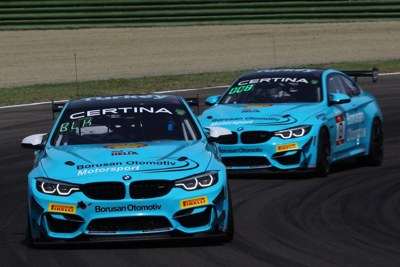Borusan Otomotiv Motorsport'tan Çifte Podyumlu Sezon Açılışı
