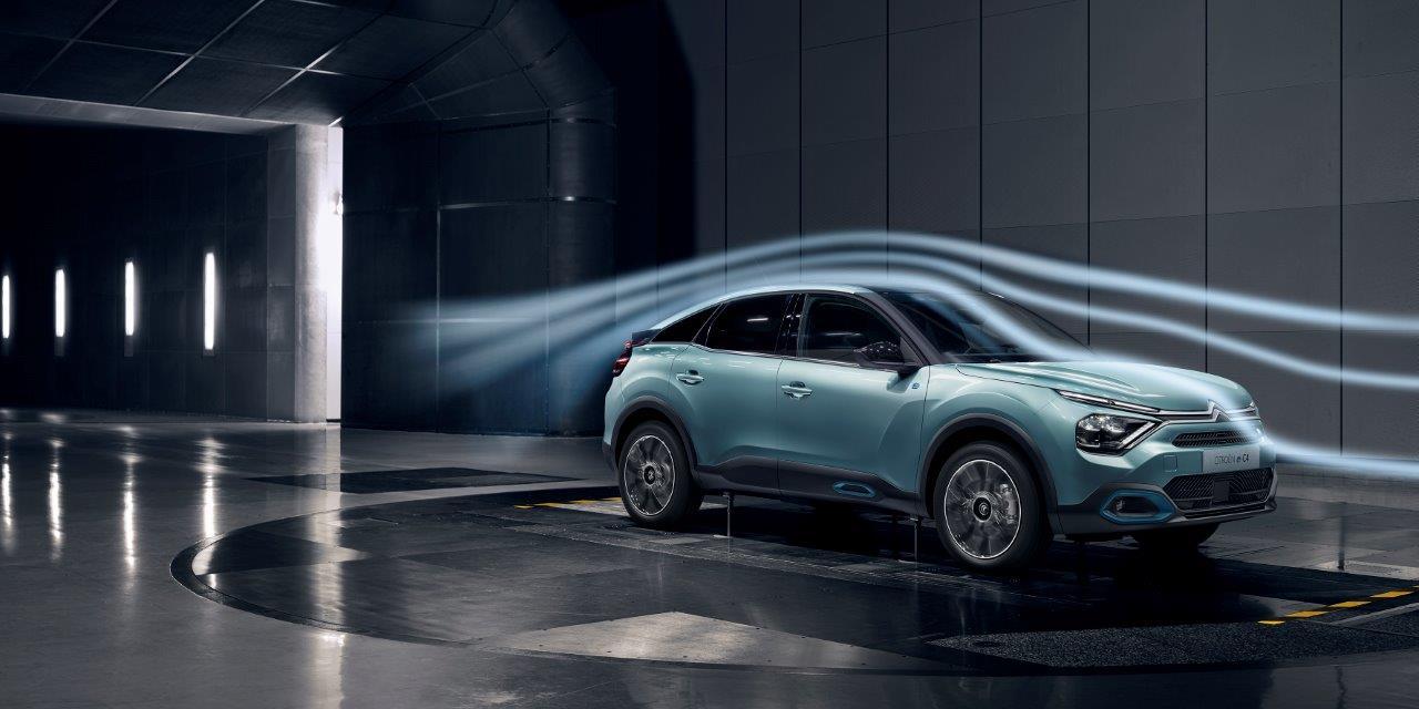 Yüzde 100 elektrikli yeni Citroen C4