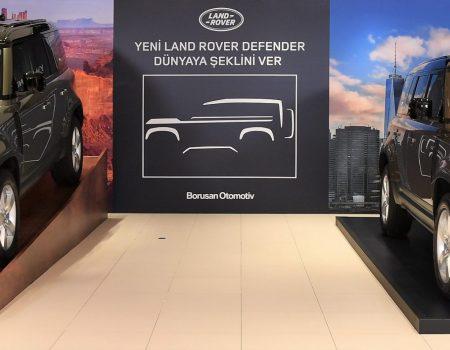 İkonikleşmiş Yeni Land Rover Defender Dünyaya Şeklini Vermeye Geliyor