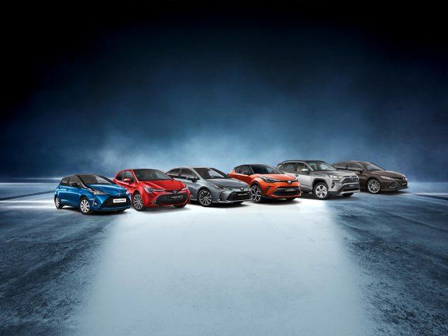 Toyota hibrit araç satışlarında 16 milyon adedi aşmayı başardı