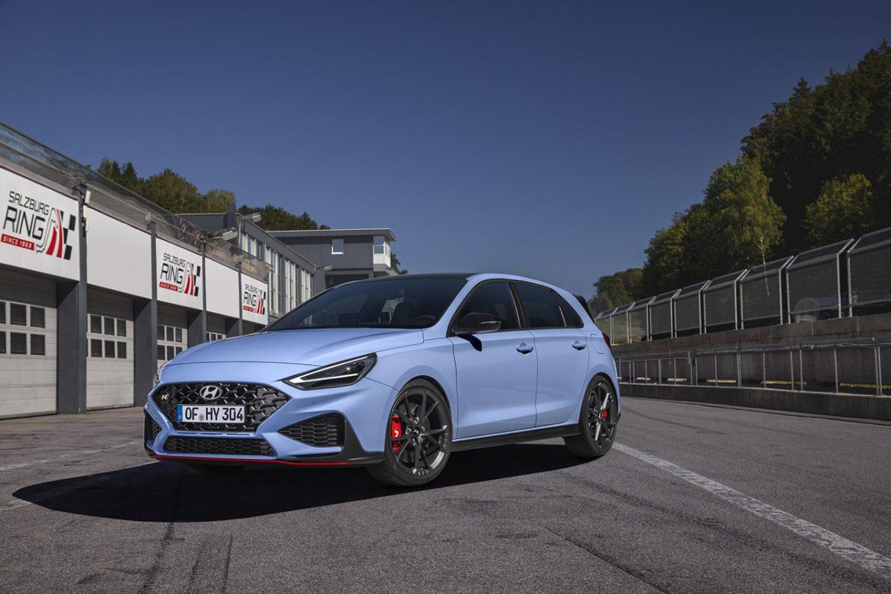 Maksimum Sürüş Keyfi İçin Hyundai Yeni i30 N