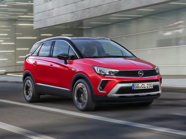 Yeni Opel Crossland tanıtıldı