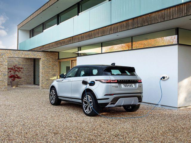 Yeni Range Rover Evoque 1.5 lt Plug-In Hybrid Motor Seçeneği İle Türkiye'de