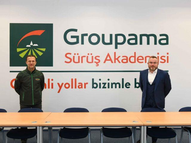 Groupama Sürüş Akademisi Intercity İstanbul Park'ta Başlıyor