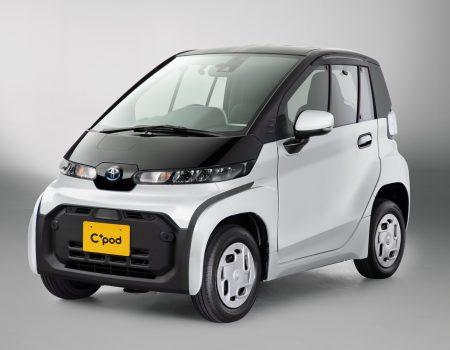 Toyota'nın En Küçük Elektriklisi