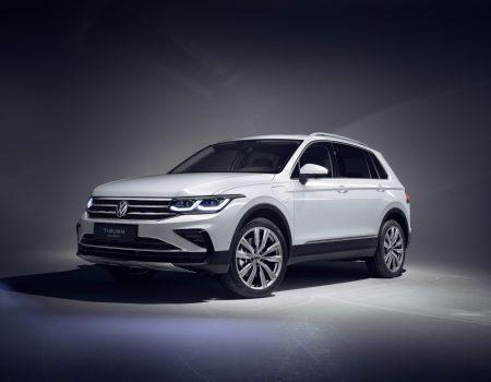 Volkswagen Tiguan eHybrid Avrupa'da Yollara Çıkıyor