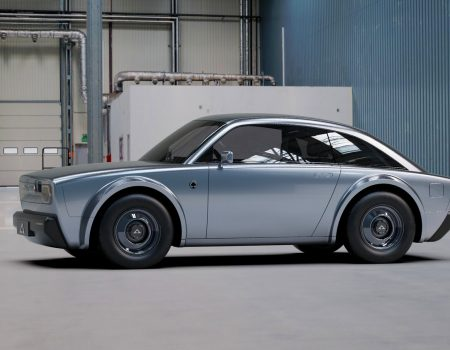 En Sevimli Elektrikli: Alpha Ace Coupe EV