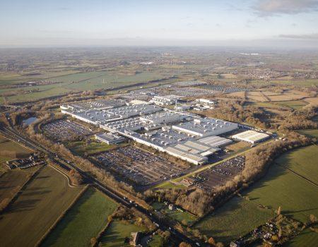Toyota İngiltere ve Fransa'da Üretimi Durdurdu