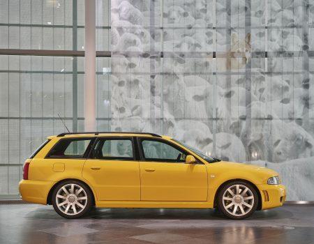 Audi Museum Mobile 20. Yaşını Yeniliklerle Kutluyor