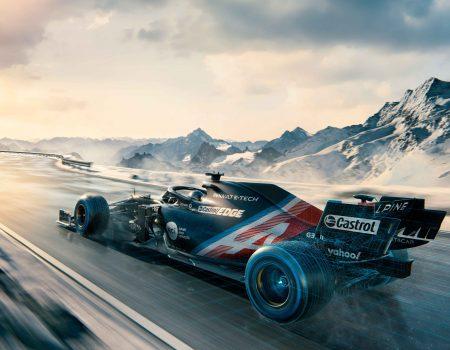 Alpine Cars, Renault Sport Cars (RSC) ve Renault Sport Racing (RSR), Güçlerini Birleştiriyor