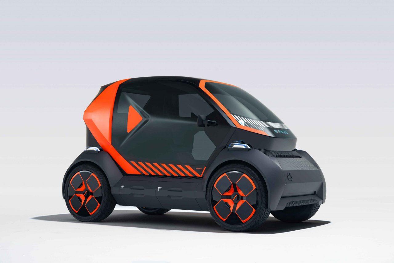 Renault, Yeni Markasını Tanıttı