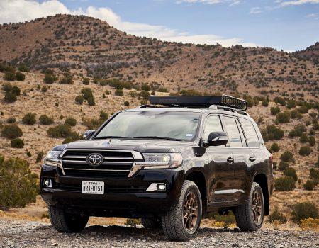 Yeni Toyota Land Cruiser'ın Modelin 70. Yılında Tanıtılması Bekleniyor