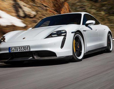 Porsche, Taycan ile Karşılaştırmak İçin Tesla'yı Ödünç Veriyor