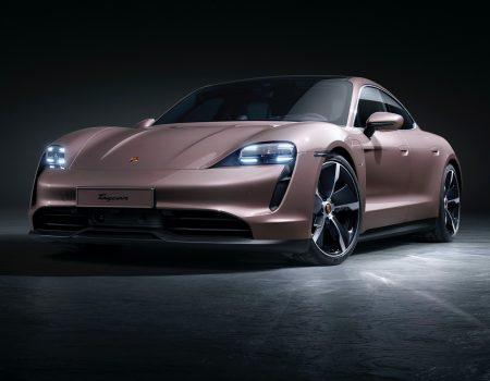 Porsche Giriş Seviyesi Taycan'ı Avrupa Pazarına Sunuyor