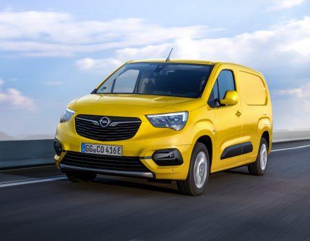Opel Combo-e 275 Kilometrelik Menzil İle Geliyor