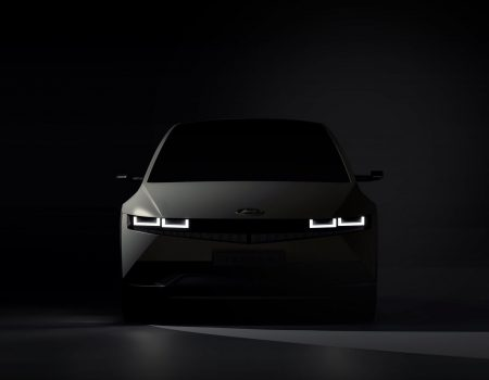 Hyundai IONIQ 5'in Çizim Görsellerini Paylaştı