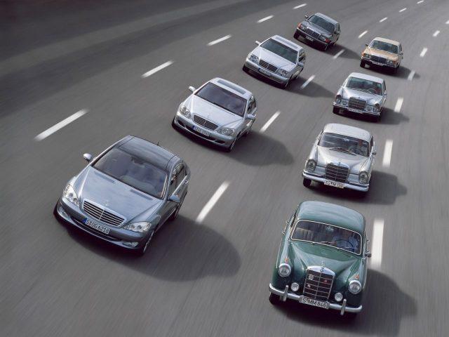 Mercedes-Benz S-Serisi: 1951'den Beri Yeniliğin Öncüsü