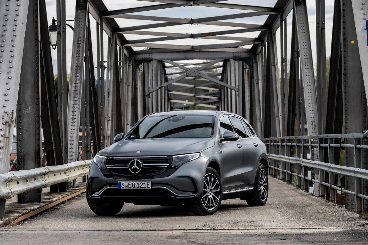Mercedes-Benz, 2021'de Elektrikli Araçlara Öncülük Etmek İstiyor