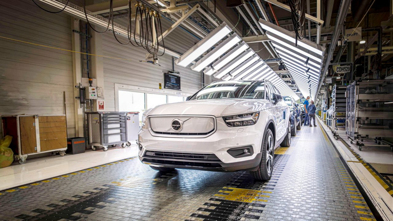 Volvo, Markanın Geleceğinin Elektrikli Olacağını Açıkladı