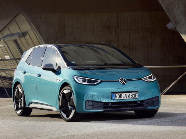 Aralık Ayında Avrupa'nın En Çok Satan İkinci Otomobili VW ID.3 Oldu
