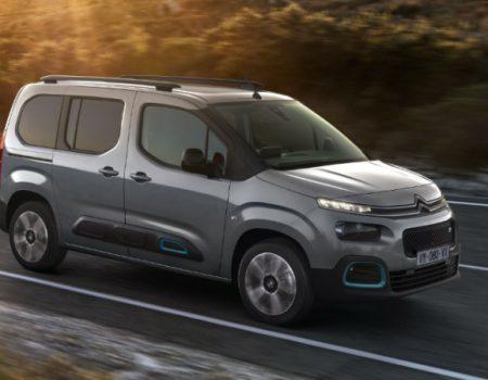Citroen e-Berlingo Electric MPV 280 km Menziliyle Piyasaya Sürüldü