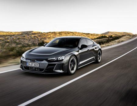 Heyecan Verici Performansıyla Audi E-Tron GT Tanıtıldı