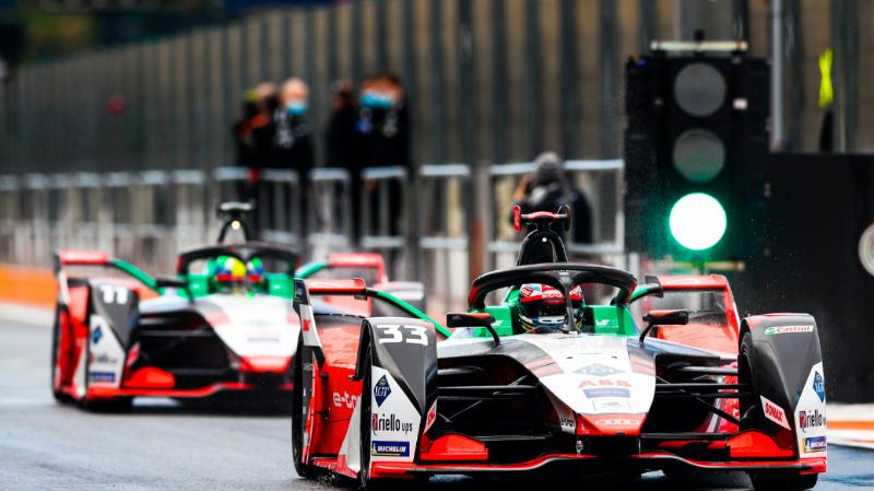 Audi, İlk Resmi Formula E'de Şampiyonluk Peşinde