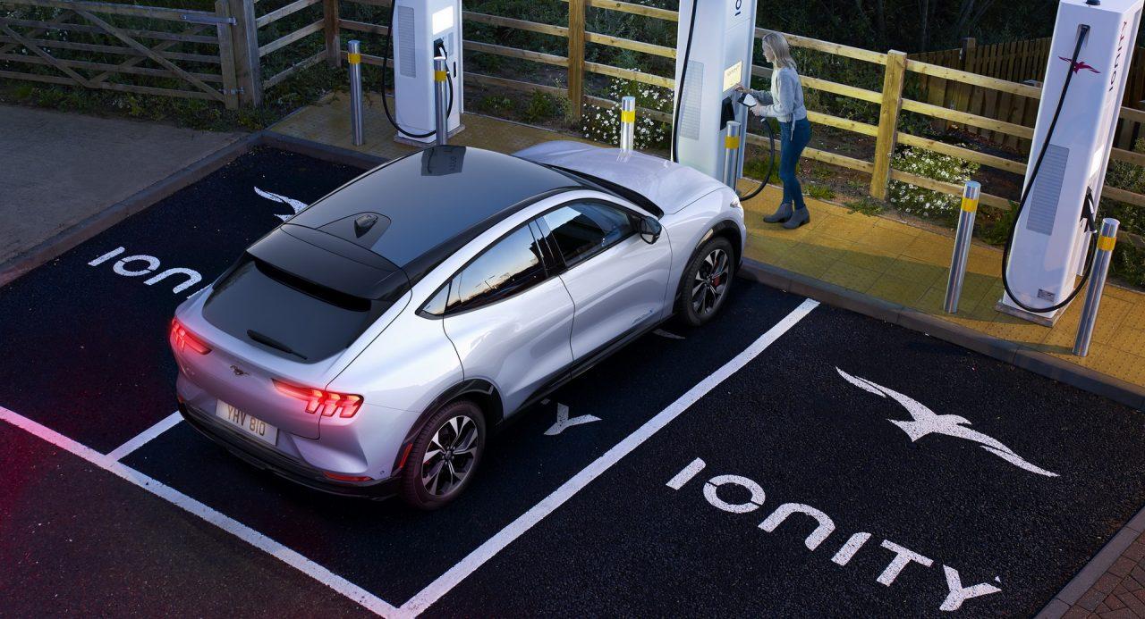 Ford, 2030'a Kadar Avrupa'da Tam Elektrikli Bir Marka Olacak