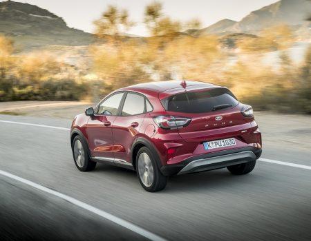 Ford Puma ve Fiesta Artık Yeni 7 İleri Çift Kavramalı Şanzımana Kavuştu