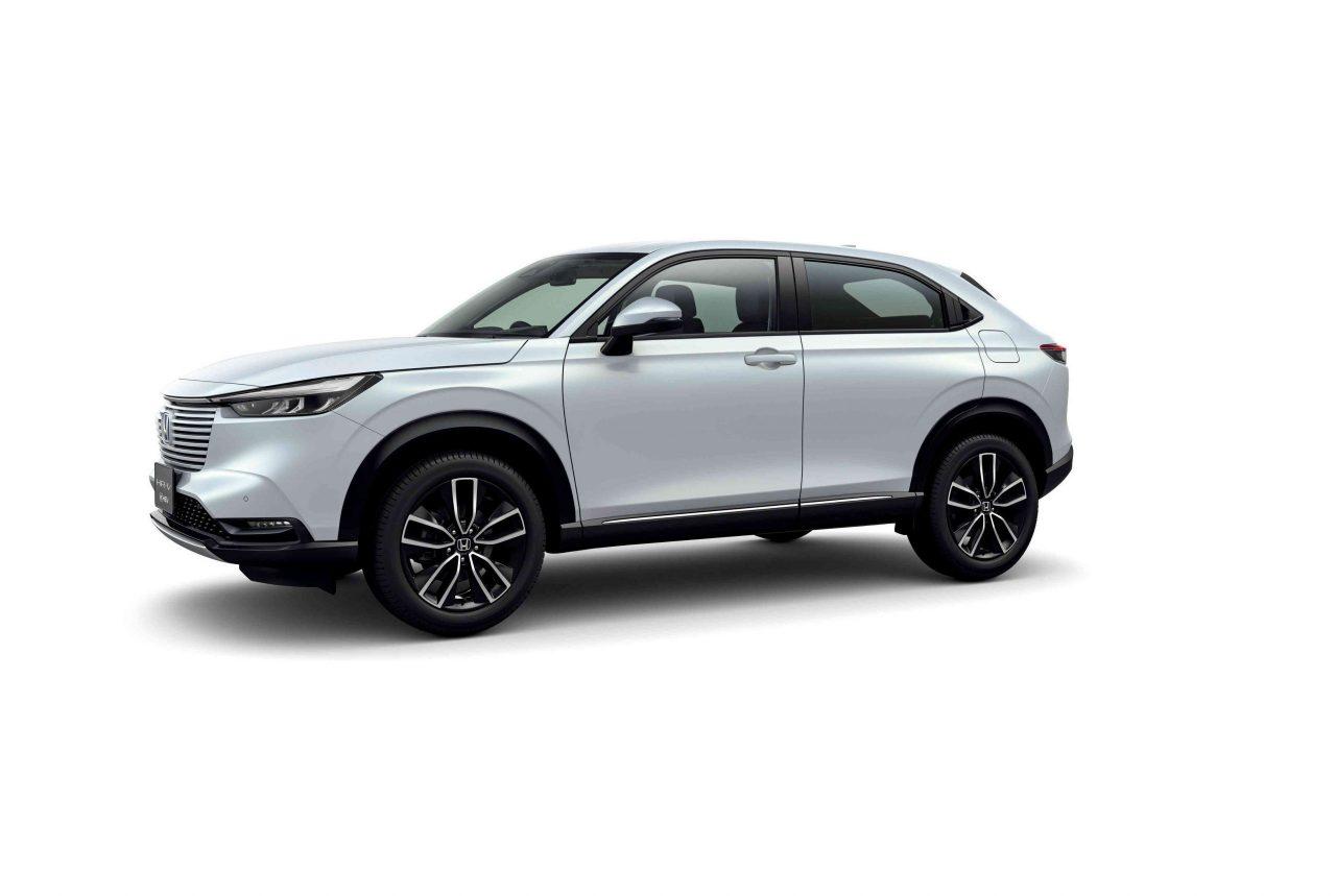 Honda Yeni HR-V'yi Gün Yüzüne Çıkardı