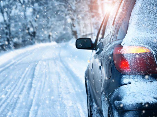 Intercity Sürüş Akademisi'nden Karlı ve Soğuk Havalar İçin Sürücülere Uyarı