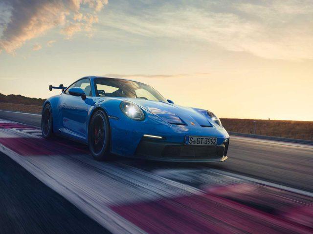 Yeni Porsche 911 GT3 Sahneye Çıktı