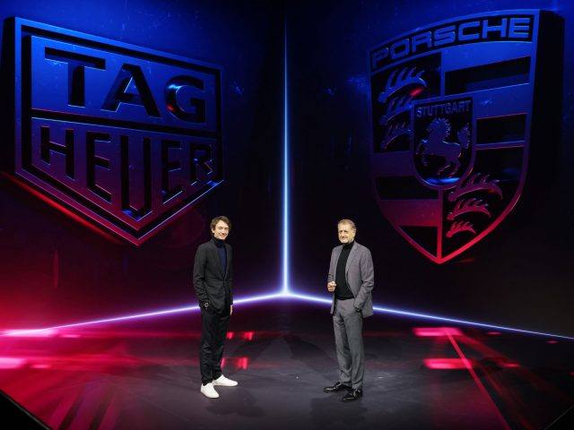 Porsche ve TAG Heuer'den Stratejik İş Birliği
