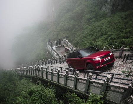 Range Rover Sport 1 Milyonuncu Üretimini Kutluyor