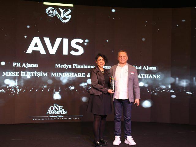 Avis'e Prestijli Ödül