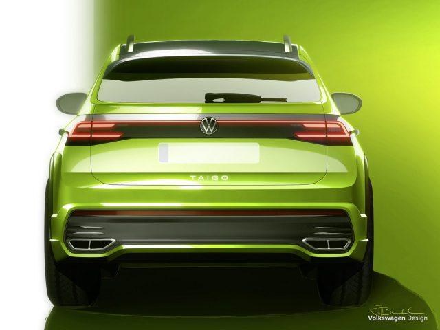 Volkswagen, SUV Ailesini Taigo İle Genişletiyor