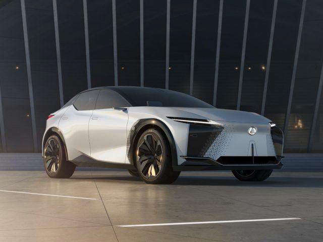 Lexus, LF-Z Elektrikli Konsept İle Markanın Geleceğine Dair İpuçları Veriyor