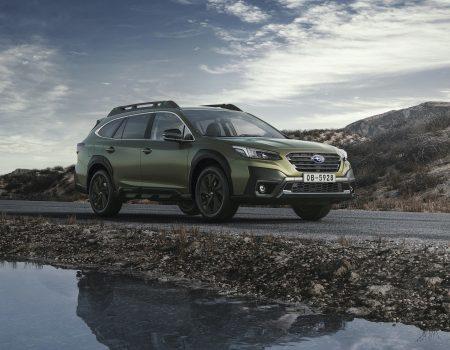 Yeni Subaru Outback Avrupa'ya Ayak Basıyor