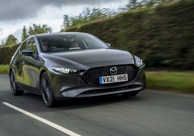 Mazda3 ve CX-30, e-SkyActiv X Hafif Hibrit Motora Kavuştu