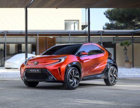Yeni Toyota Aygo X Prologue Konsept Sahneye Çıktı