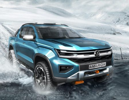 Yeni Nesil Volkswagen Amarok'tan Son İpuçları Geldi