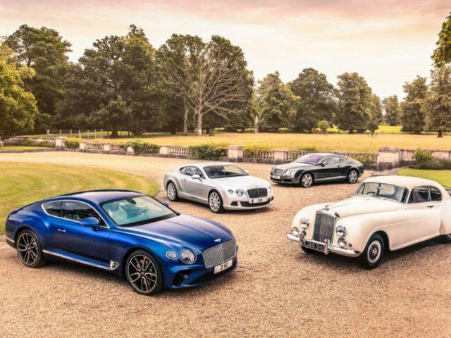 Bentley 102 Yılda 200 bin Araç Sattı