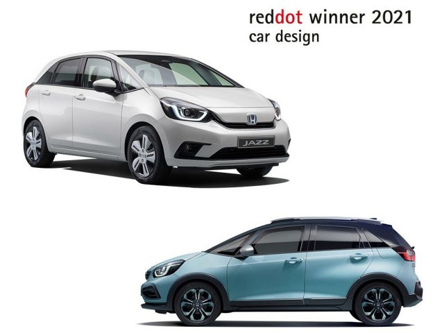 Honda'ya Red Dot'tan 3 Ödül Birden