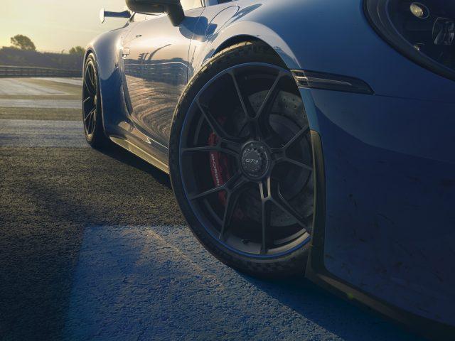Porsche 911 GT3'ün Lastik Tercihi: Michelin Pilot Sport Cup