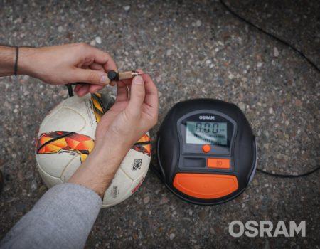 OSRAM TYREinflate Ailesi İle Yeni bir Kategoriye Giriş Yapıyor