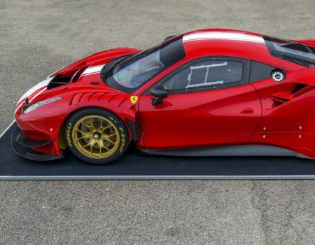 Pirelli, Yeni Ferrari 488 GT Modificata İçin İzmit'te Üretilen Lastiklerini Tanıttı