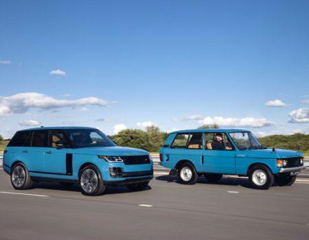 Range Rover'ın 50'nci Yılına Özel Sınırlı Sayıda Üretilen Fifty Edition Türkiye'de