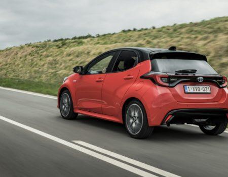 Avrupa'da Yılın Otomobili Toyota Yaris Oldu