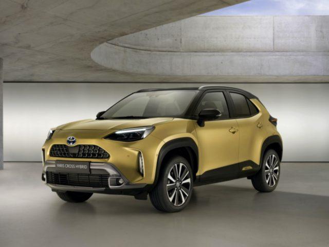 Yeni Toyota Yaris Cross Adventure Tanıtıldı